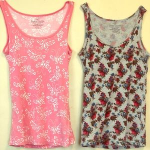 2 for $10 set tank tops